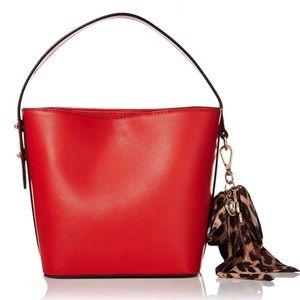 "NWT Betsey Johnson ""Anything But Basic"" bag"